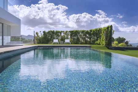 near: Relax near swimming pool