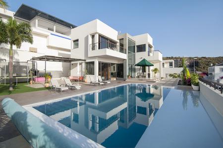 Luxury villa with swimming pool