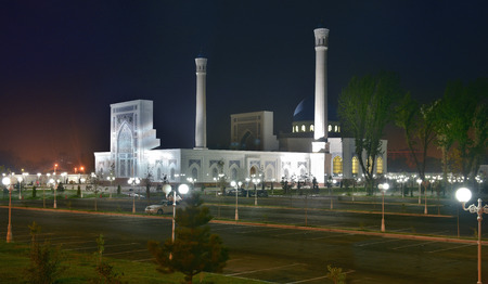 Minor Mosque - a new mosque in the capital of Uzbekistan in Tashkent. The mosque is located on the Bank of Ankhor river. The construction of the mosque Minor was launched in the summer of 2013 and finished October 1, 2014, on the eve of the Holy Muslim