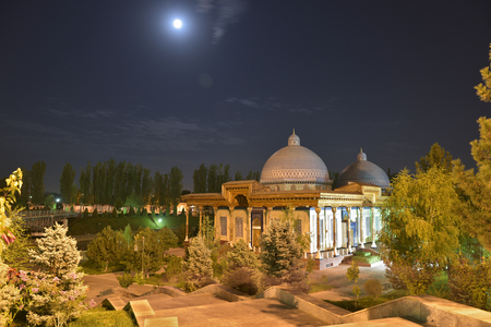 xx century: The Museum of memory of victims of repression - is located in the centre of Tashkent and is among the unique objects of the Academy of Sciences of Uzbekistan. This Museum is located in a place where in the early 20-ies until the late 30-ies of XX century