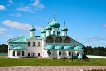 Holy Trinity Monastery of Svirsky the Transfiguration Cathedral photo