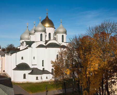 veliky: Sophia Cathedral, Veliky Novgorod, Russia