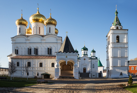 kostroma: Architectural ensemble of the Ipatiev Monastery, Kostroma, Russia