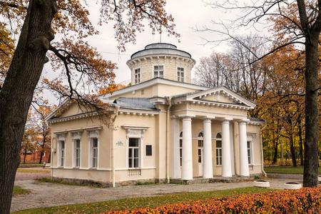Mansion of Lieutenant Strukov. An architectural monument of the XIX century.