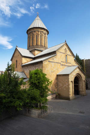 Tbilisi Sioni Cathedral of the Dormition in old town