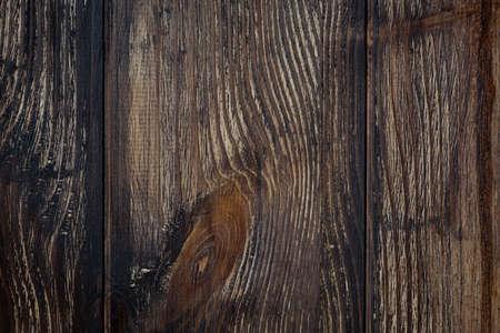 dark wooden background, closeup, top view Standard-Bild