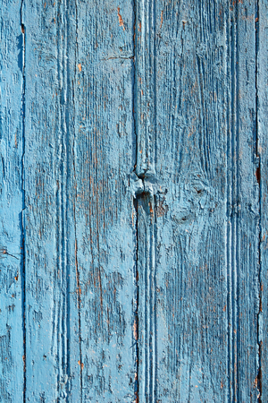 Old rustic crackled wooden texture background Stock Photo