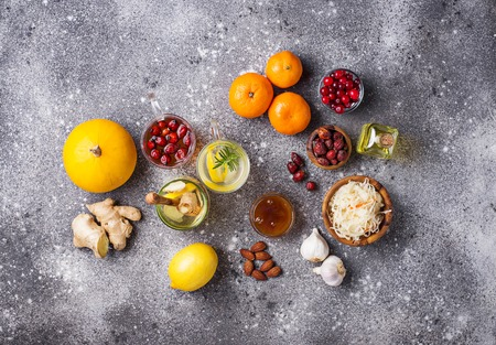 Productos saludables para aumentar la inmunidad