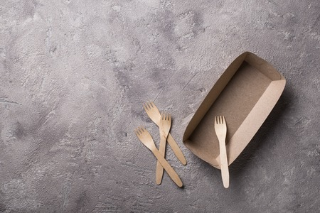 Eco friendly fast food containers