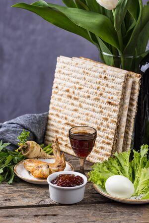 Symbolic of Jewish holiday Pesah