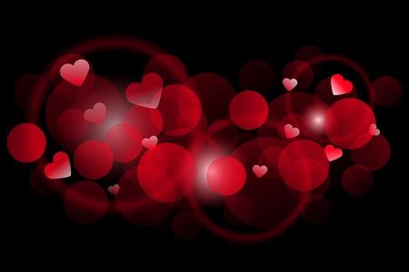 Happy Valentines Day! Stock Vector - 12357984