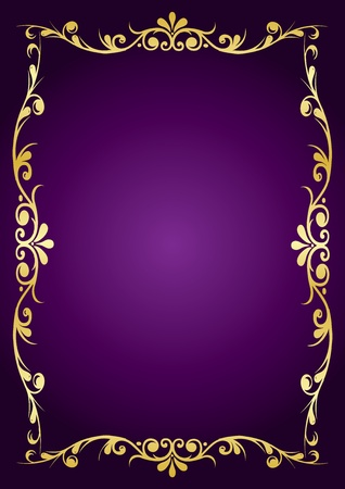 roxo: Fundo luxuoso