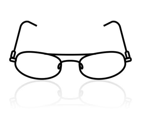 glasses Stock Vector - 12668817