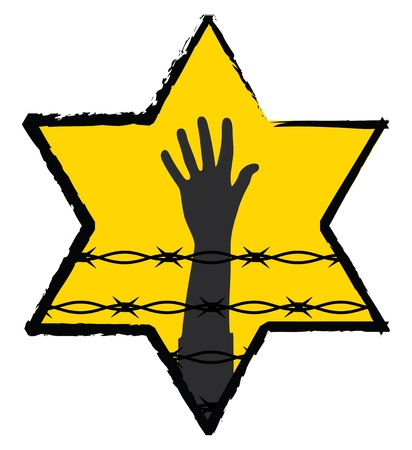 judaism: The Holocaust symbol