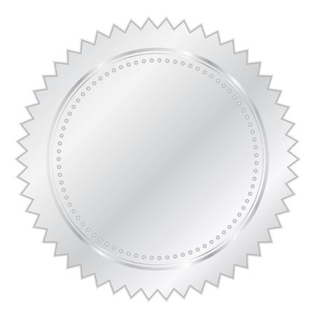illustratie van Silver Seal