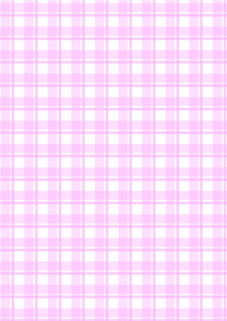 checked: Pink background Illustration