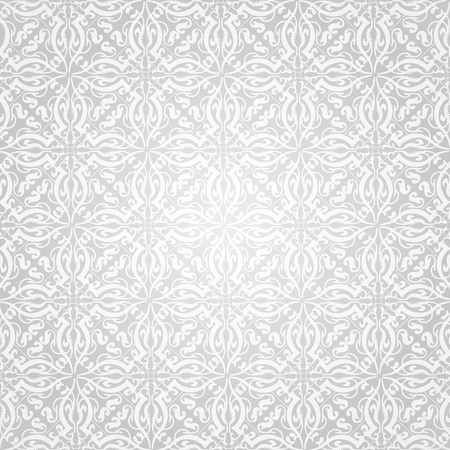 silver background Stock Vector - 12672108