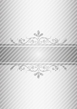 silver background: Silver vintage background