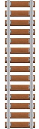 illustration of railroad Stock Vector - 13212906
