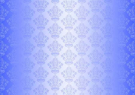 tapet: Vector blue wallpaper Illustration