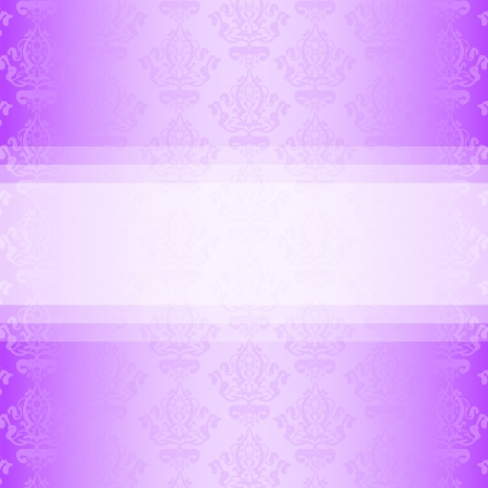Vector purple wallpaper Stock Vector - 13715909