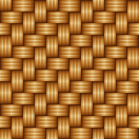 Flax background Vector