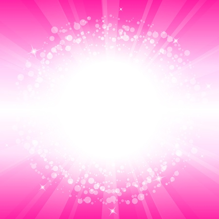 Vector abstract pink background Vector