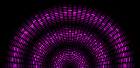 Purple abstract background Stock Vector - 16196240