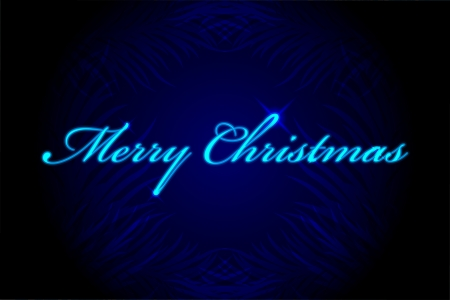Vector Merry Christmas background Vector