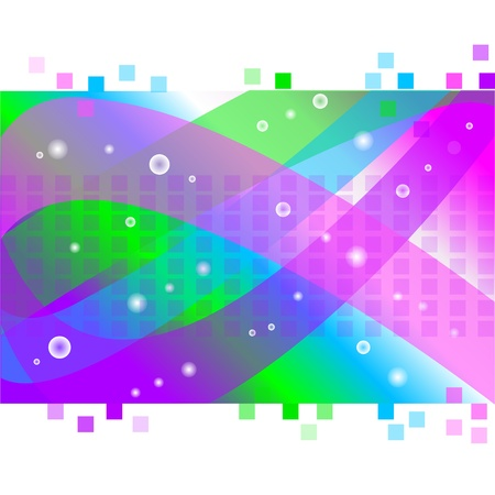 colorful abstract background Stock Vector - 17688735
