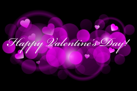 Happy Valentine Stock Vector - 17688879