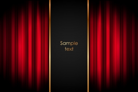 Stage - background Stock Vector - 17688823