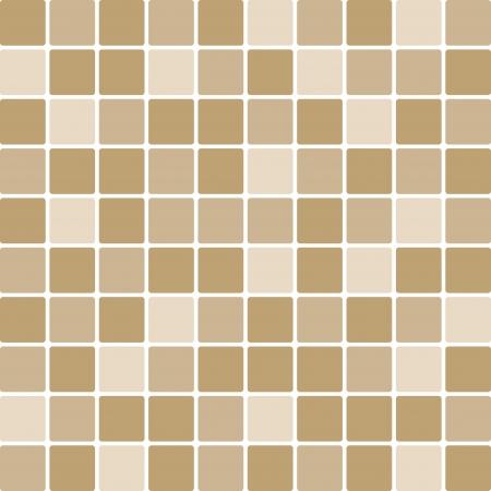 bathroom tile: brown tile wall