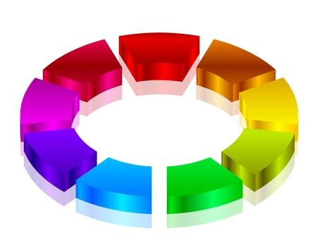 consensus:  illustration of colorful icon Illustration