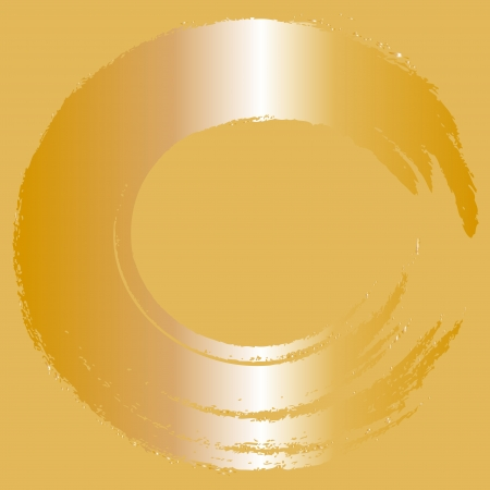 Vector abstract gold background Vector