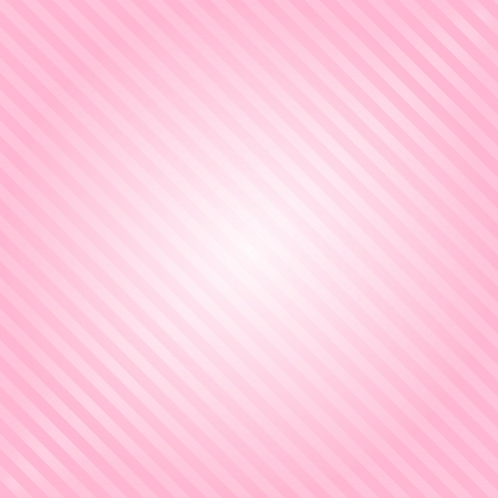Vector pink background with stripes Vector
