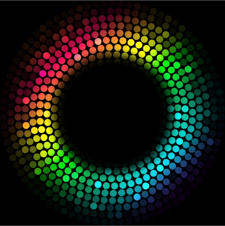 Colorful lights Stock Vector - 19059625