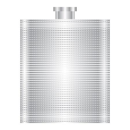 Vector illustration of bottle for liquor Stock Vector - 19059540