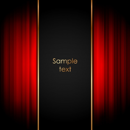illustration of stage Stock Vector - 19749743