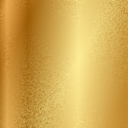 brushed gold: metal texture