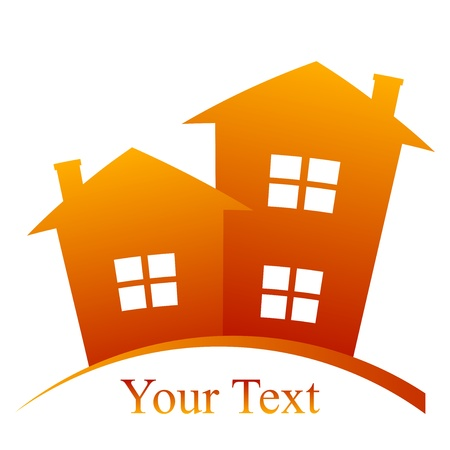 sell house: houses icon