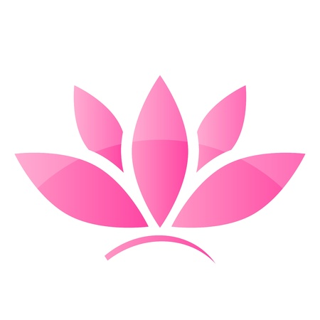 lotus icon Vector
