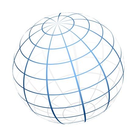 globo terraqueo: globo icono