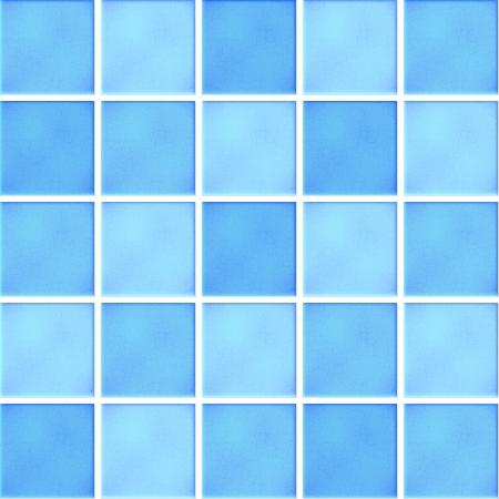 Azules del vector baldosas cerámicas Ilustración de vector