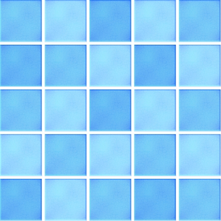 Vector blue ceramic tiles Vector