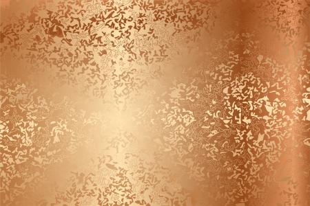 Vector bronze texture Vector