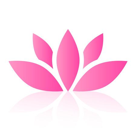 Vector lotusbloem