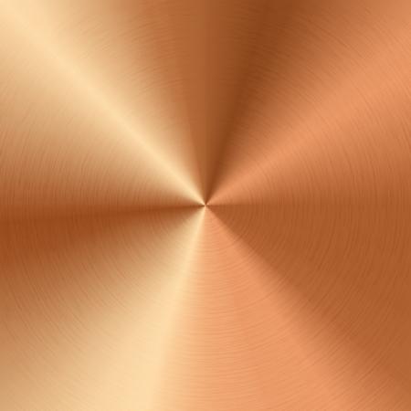 Vector de bronce textura