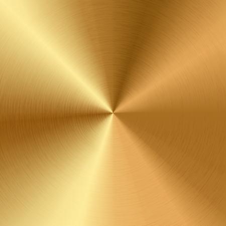 ベクトル ゴールド テクスチャ