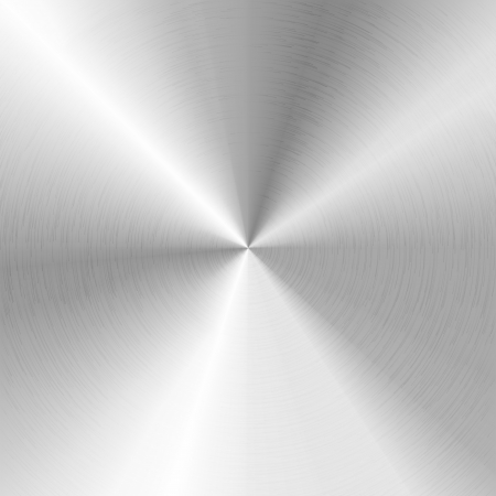 aluminium background: Vector silver texture